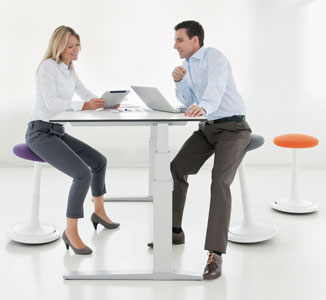 ONGO Seat – an easy and fun way to exercise while sitting