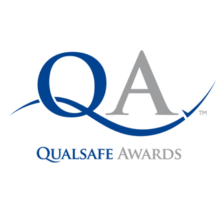 Our First Aid training gets Qualsafe's seal of approval