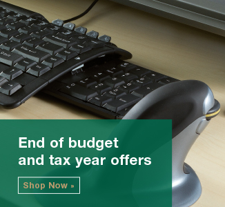 End of budget and tax year offers