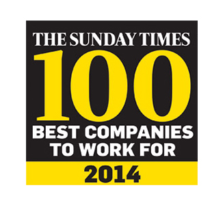 It's official – we're an 'outstanding' company to work for