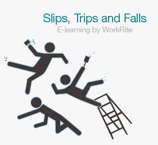 New Slips, Trips & Falls e-learning course