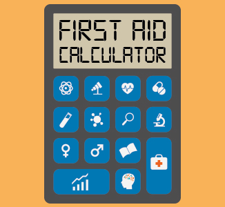 First Aid Calculator