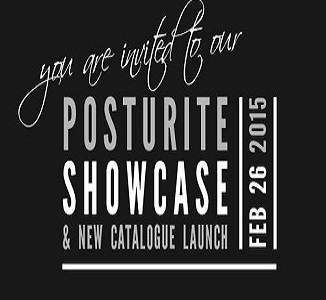 The Posturite Showcase & Catalogue Launch is tomorrow! - handy checklist
