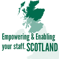 Scotland seminar on Empowering and Enabling Your Staff