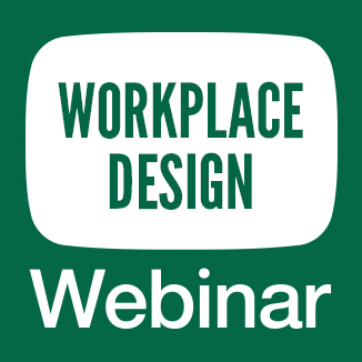 Join our June webinar on workplace design