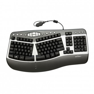 seal-shield_silver-wave-ergonomic-true-type-keyboard_front