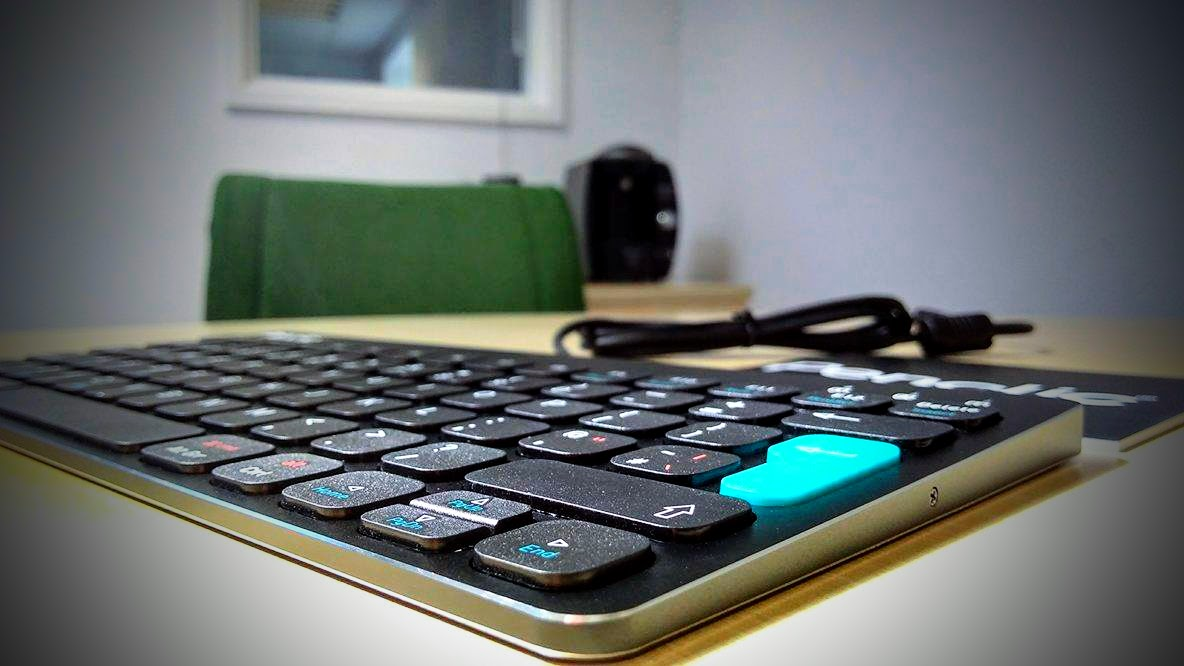 New Penclic C3 Mini Keyboard - review | Posturite Blog