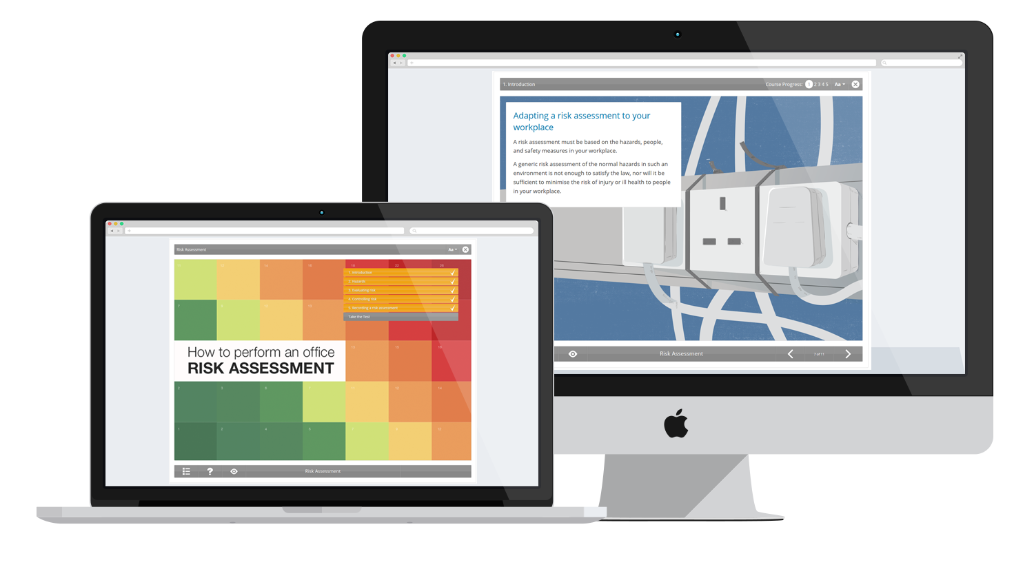 We've launched a simple e-learning course to help you perform risk assessments