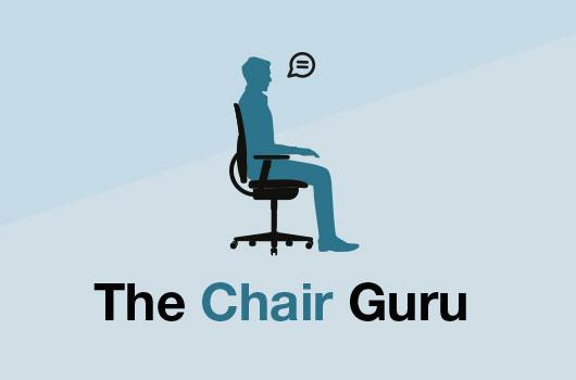 Chair Guru: How do I convince my boss to get ergonomic chairs?