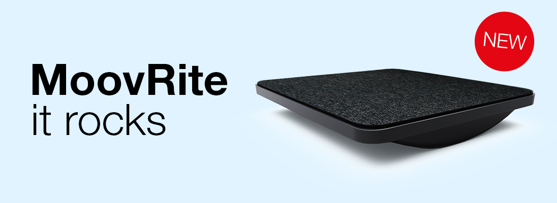 New MoovRite balance board turns your desk into a mini gym