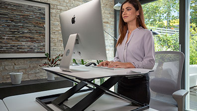 Brain scientists find sit-stand desk use boosts productivity and happiness