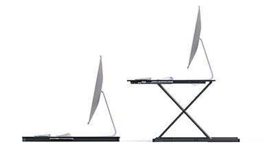 An ergonomist's review of Posturite's Opløft Sit-Stand Platform