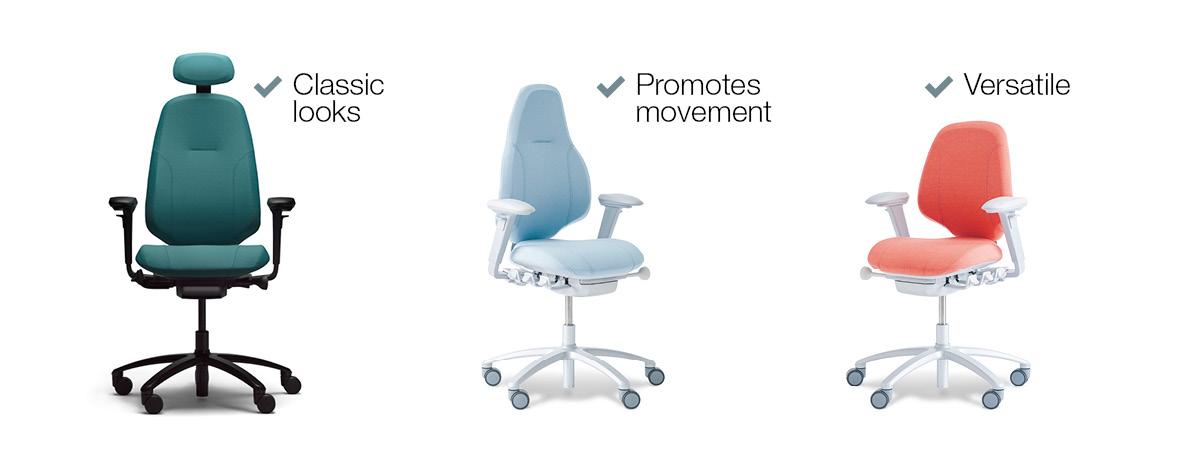 RH Mereo Ergonomic Chair