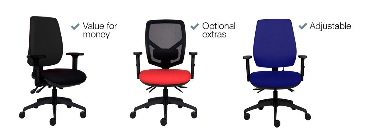 Positiv P-Sit Ergonomic Chair