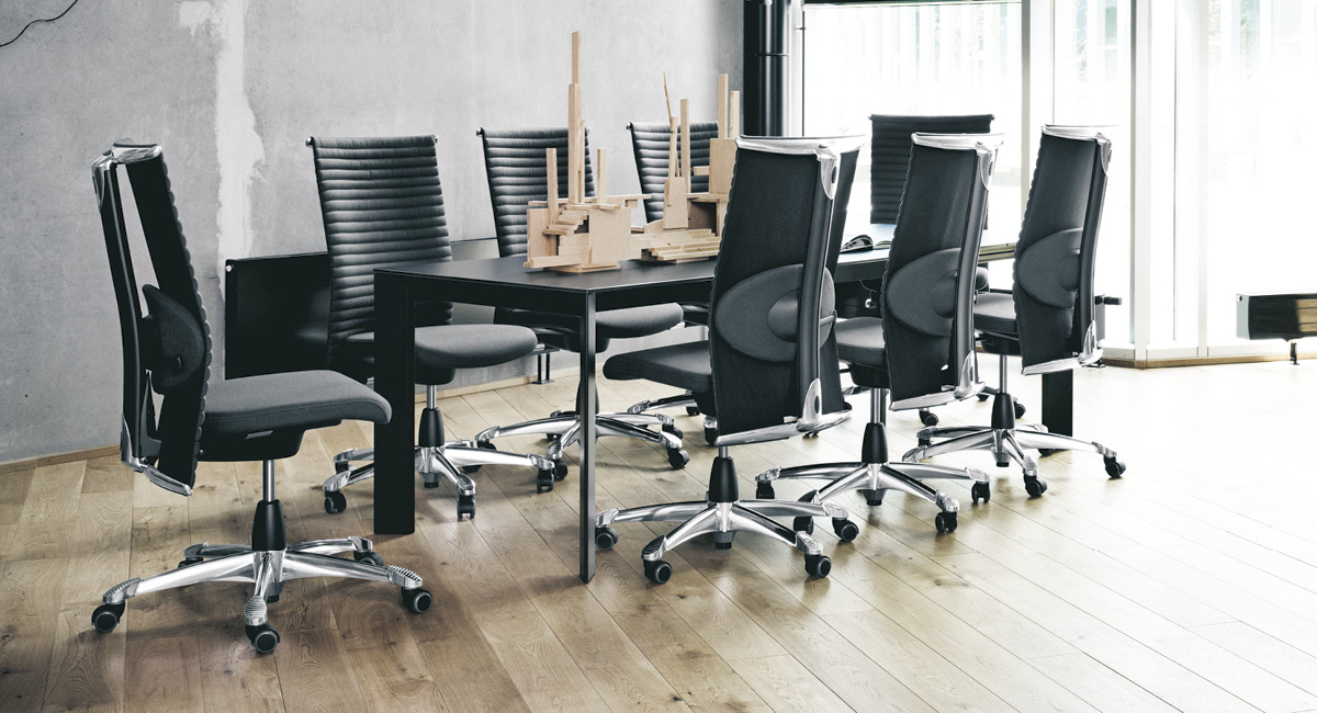 Office chairs Vs executive chairs - what's the difference