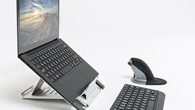 Why should you be using a laptop stand?