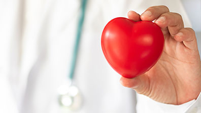 Keeping your heart healthy when you work from home