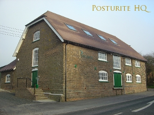 Posturite HQ in Berwick, East Sussex