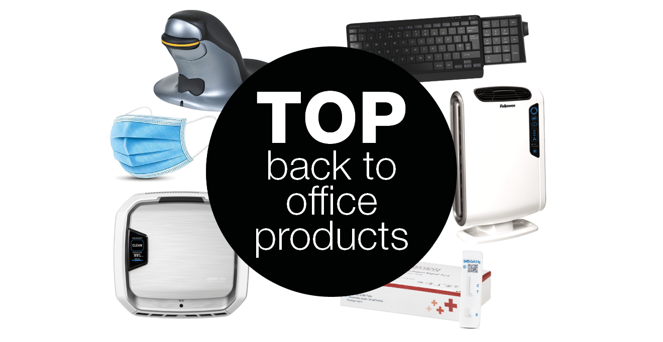 To products for going back to the office