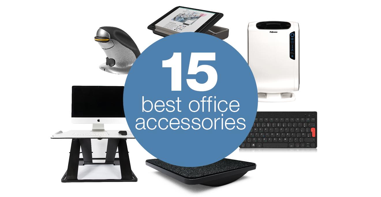 15 best office accessories