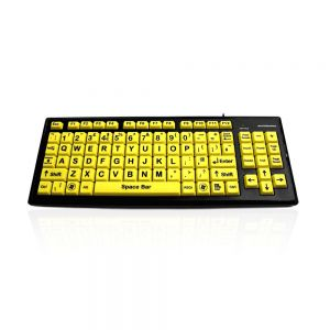 Accuratus Monster 2 High Visibility Keyboard