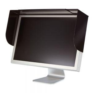 Adjustable Anti-glare Screen Hood for Flat Screen (Screen Filters)