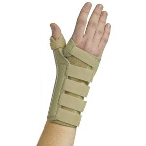 Airprene Wrist & Thumb Brace