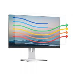 Ocushield Anti Blue Light Privacy Filter - Monitor (16:9)