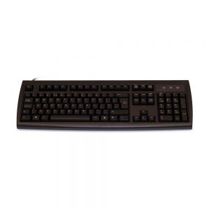 Black Anti-Glare Keyboard