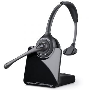 Plantronics CS510 Wireless Monaural Headset & Lifter