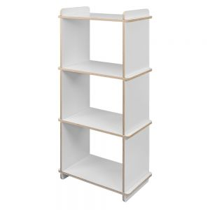 Smart Slot Large Bookshelf - angle view