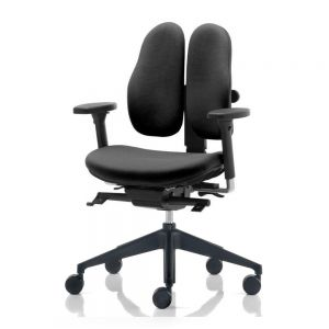 Grahl Duo Back Type 11 Office Chair - side view