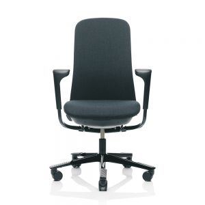 HAG SoFi 7310 Black Frame High Back Task Chair