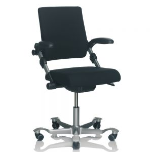 HAG H03 350 (Medium Back - Fully Upholstered) Ergonomic Office Chair