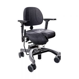 Hepro E2 Coxit - Electric Lift with Tilt Chair - angle view
