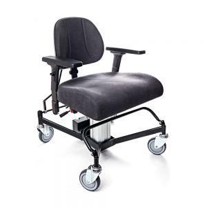 Hepro E1 Kilo - Electric Lift Chair - angle view