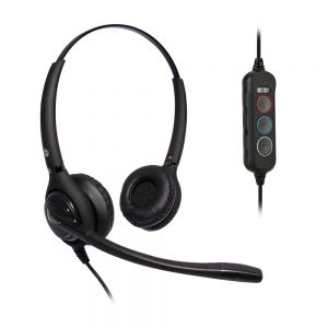 JPL 502S USB Noise-Cancelling Headset