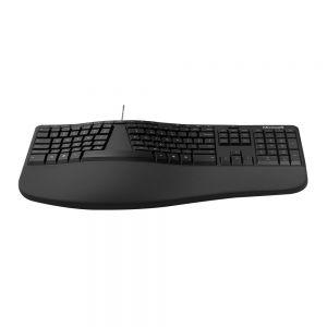 Microsoft Ergonomic Keyboard - front view