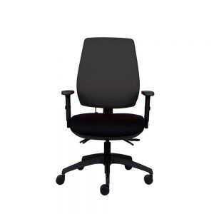 Positiv P-Sit High Back Full Spec - Black