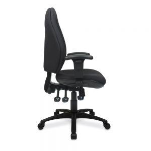 Positiv U600 Ind Task Chair (high back)