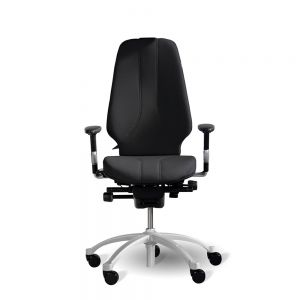 RH Logic 400 (including 8E armrests) - Black