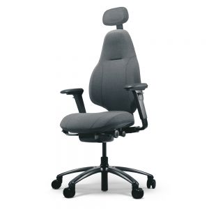 RH Mereo 220 Black (high back) Ergonomic Office Chair