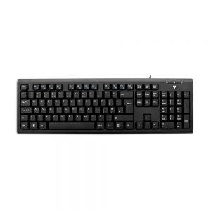 V7 KU200 Keyboard - front view
