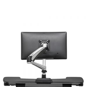 Vari® Single Monitor Arm for your VariDesk® - back view