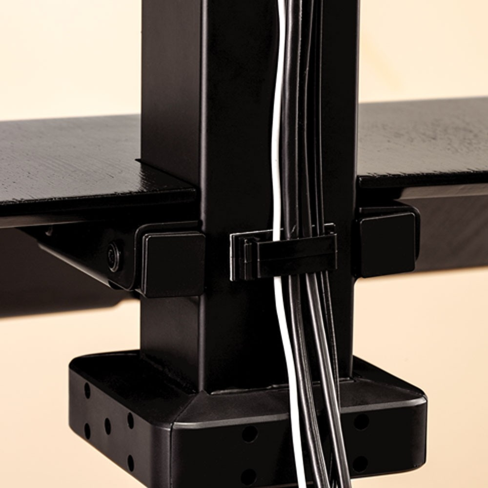 Lotus Ve Sit Stand Workstation From Posturite