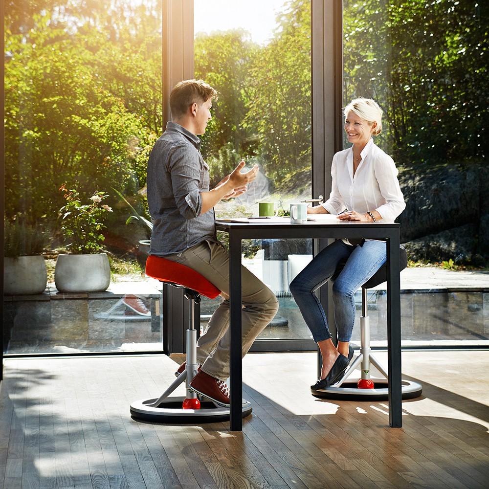Back App 2 0 Ergonomic Office Chair From Posturite