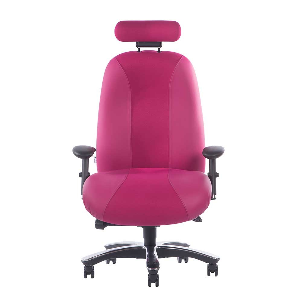Adapt 700 bariatric chair from posturite for Chair neck support attachment uk
