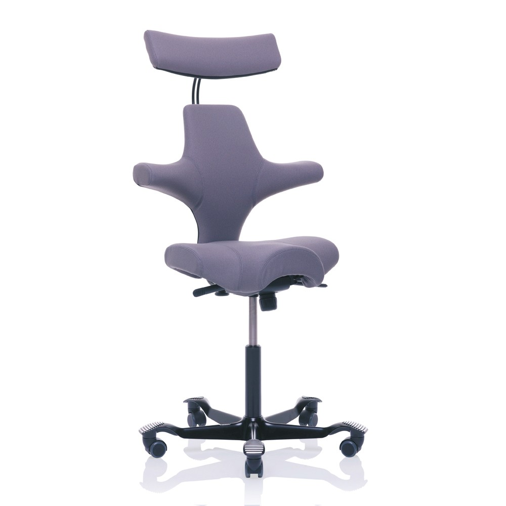 Hag Capisco 8107 Ergonomic Office Chair From Posturite