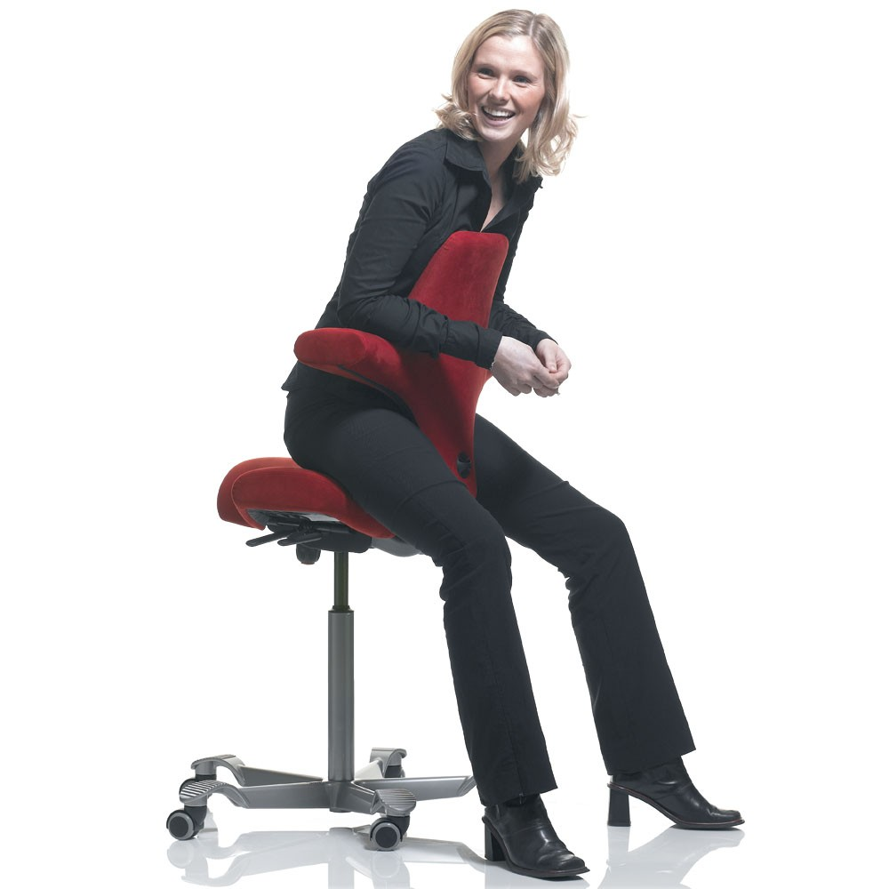 Hag Capisco 8106 Ergonomic Office Chair From Posturite