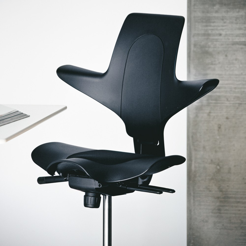 h g capisco puls 8010 ergonomic office chair from posturite. Black Bedroom Furniture Sets. Home Design Ideas